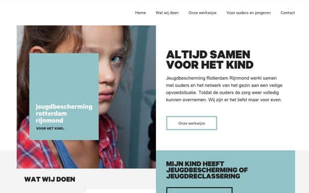 Website Bilder & De Clercq - gebouwd door Tien Vijf